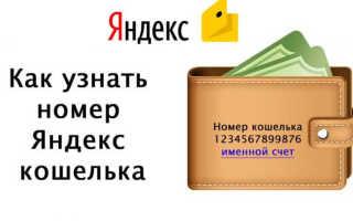 Как узнать номер счета Яндекс Деньги – несколько вариантов