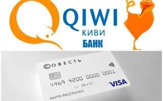 Какой банк выпускает карту Совесть?