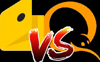 Что лучше Яндекс Деньги или Киви?