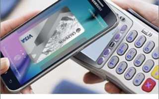 Как называется и используется программа для оплаты с телефона картой Сбербанк?