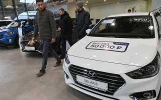 Автокредит с господдержкой в 2020 году: список автомобилей и банков входящих в госпрограмму автокредитования